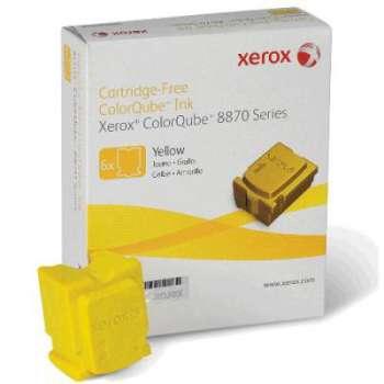 Tuhý inkoust Xerox 108R00960 - žlutý