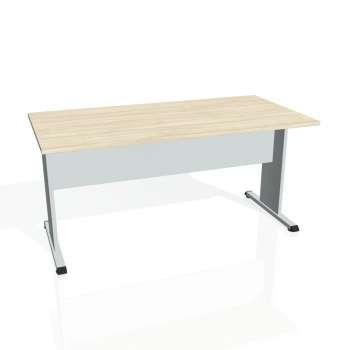 Jednací stůl Hobis PROXY PJ 1600, akát/šedá