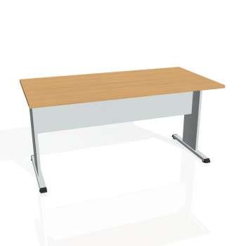 Jednací stůl Hobis PROXY PJ 1600, buk/šedá