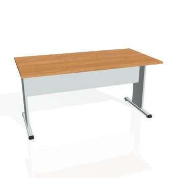 Jednací stůl Hobis PROXY PJ 1600, olše/šedá