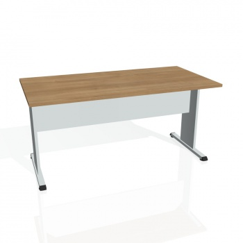 Jednací stůl Hobis PROXY PJ 1600, višeň/šedá