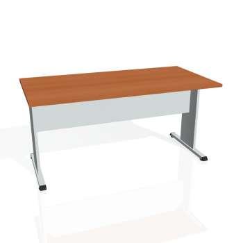 Jednací stůl Hobis PROXY PJ 1600, třešeň/šedá