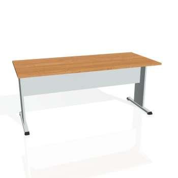 Jednací stůl Hobis PROXY PJ 1800, olše/šedá