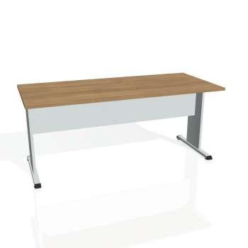Jednací stůl Hobis PROXY PJ 1800, višeň/šedá