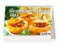 Stolní kalendář 2022 Bezmasé recepty