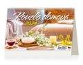 Stolní kalendář 2022 Kouzlo domova