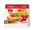 Stolní kalendář 2022 Mini Koláče sladké a slané