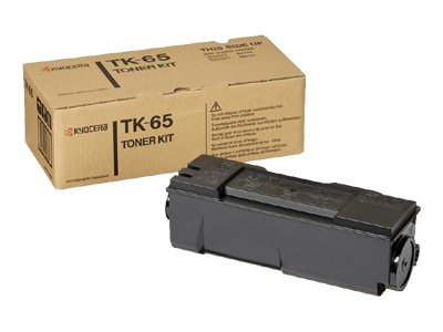 Toner Kyocera TK-65 - černá