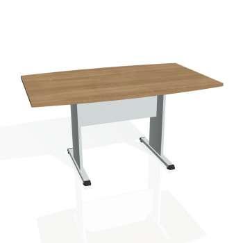 Jednací stůl Hobis PROXY PJ 150, višeň/šedá