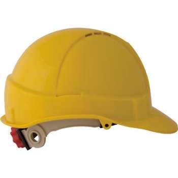 Ochranná pracovní přilba SH 1 - žlutá