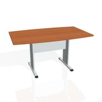 Jednací stůl Hobis PROXY PJ 150, třešeň/šedá