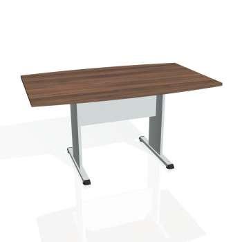 Jednací stůl Hobis PROXY PJ 150, ořech/šedá