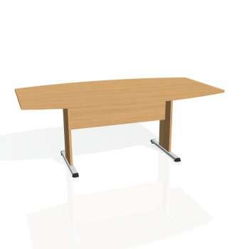 Jednací stůl Hobis PROXY PJ 200, buk/buk
