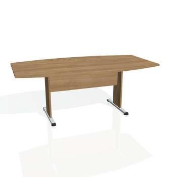 Jednací stůl Hobis PROXY PJ 200, višeň/višeň