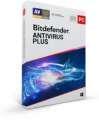 Bitdefender Antivirus Plus, 3 PC, 3 YEARS, ESD