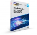 Bitdefender Internet Security, 5 PC, 3 YEARS, ESD
