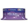 DVD+R DL Verbatim - cake box, 25 ks