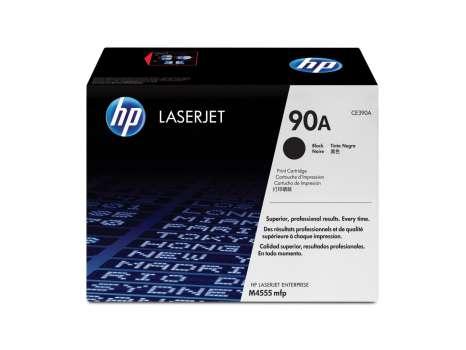 Toner HP CE390A/90A - černá