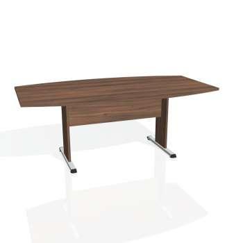 Jednací stůl Hobis PROXY PJ 200, ořech/ořech
