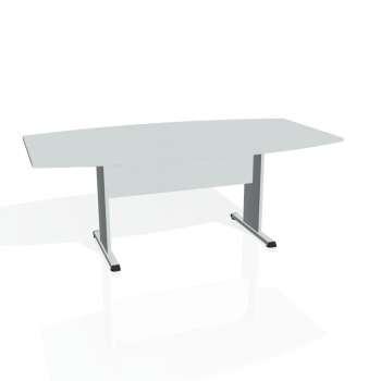 Jednací stůl Hobis PROXY PJ 200, šedá/šedá