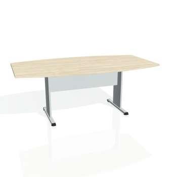 Jednací stůl Hobis PROXY PJ 200, akát/šedá
