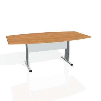 Jednací stůl Hobis PROXY PJ 200, olše/šedá