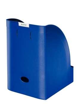 Stojan na časopisy Leitz Jumbo Plus, modrý