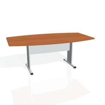 Jednací stůl Hobis PROXY PJ 200, třešeň/šedá