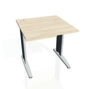 Psací stůl Hobis CROSS CS 800, akát/kov