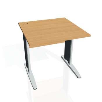 Psací stůl Hobis CROSS CS 800, buk/kov