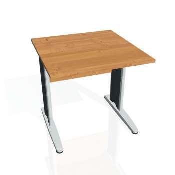 Psací stůl Hobis CROSS CS 800, olše/kov
