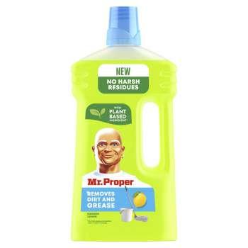 Čistič podlah - Mr.Proper, Lemon, 1 l