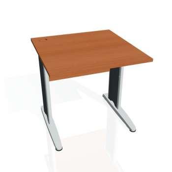 Psací stůl Hobis CROSS CS 800, třešeň/kov