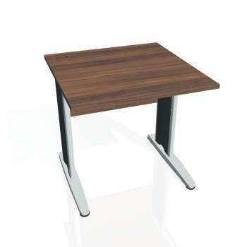 Psací stůl Hobis CROSS CS 800, ořech/kov