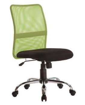 Kancelářská židle Niceday Ness - bez područek, zelená