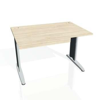 Psací stůl Hobis CROSS CS 1200, akát/kov