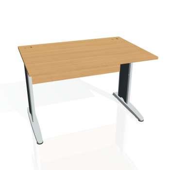 Psací stůl Hobis CROSS CS 1200, buk/kov