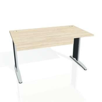 Psací stůl Hobis CROSS CS 1400, akát/kov