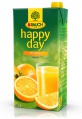 Džus HAPPY DAY - pomeranč 100 %, 2 l