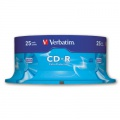 CD-R Verbatim - cake box, 25 ks