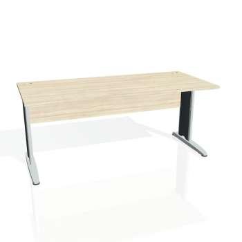 Psací stůl Hobis CROSS CS 1800, akát/kov