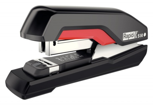 Sešívačka Rapid S50 SFC, černá / červená