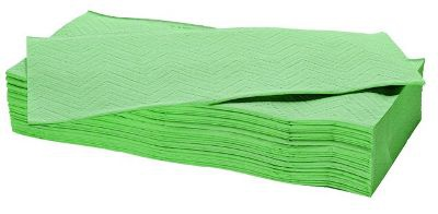 """Papírové ručníky """"Z"""" Office Depot - dvouvrstvé, zelené, 214 ks"""