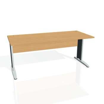 Psací stůl Hobis CROSS CS 1800, buk/kov