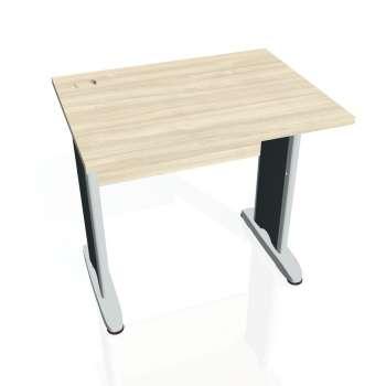 Psací stůl Hobis CROSS CE 800, akát/kov