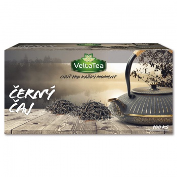 Čaj Velta Tea Gastro - černý, 100 x 1,5 g