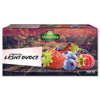 Čaj Velta Tea Gastro - kousky lesního ovoce, 100 x 1,75 g