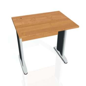 Psací stůl Hobis CROSS CE 800, olše/kov