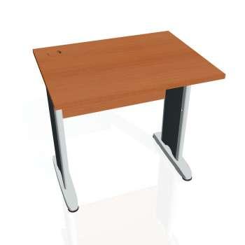 Psací stůl Hobis CROSS CE 800, třešeň/kov