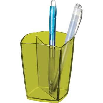 Kalíšek na tužky CepPro Happy - zelená